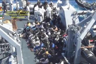 Tragedie fara precedent pe Mediterana: sunt peste 900 de morti. UE anunta organizarea unui summit extraordinar