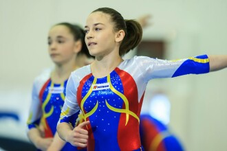 Iohannis i-a scris Andreei Munteanu, felicitand-o pentru aurul castigat la Campionatele Europene
