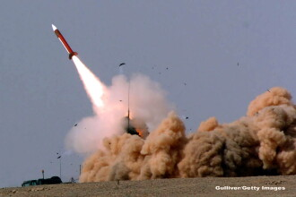 Israelul a lansat o rachetă Patriot către o dronă care se îndrepta dinspre Siria