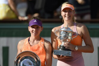 Simona Halep o va depasi pe Maria Sarapova in clasamentul WTA si va fi noul numar 2. Rusoaica a fost invinsa la Stuttgart
