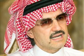 Închis pentru corupție, prințul saudit Al-Waleed trebuie să plătească 6 miliarde de dolari ca să fie cercetat în libertate