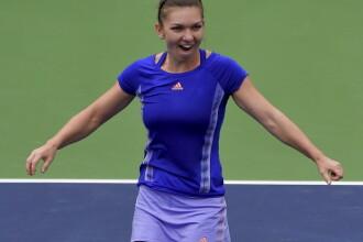 Simona Halep - Sara Errani, 6-4, 6-4, in sferturile de finala de la Stuttgart. Pe cine va intalni in semifinale