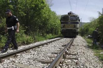 Cel putin 14 imigranti au murit loviti de tren, in Macedonia. Clandestinii folosesc sinele de cale ferata sa nu se rataceasca