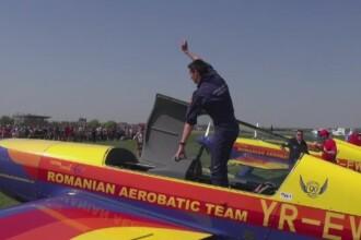 Primul miting aviatic din acest an. Peste 3.000 de oameni au mers duminica la aerodromul de la Strejnic