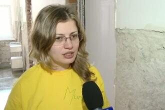 Cativa tineri din Timisoara au renovat saloanele unui spital in care sunt tratati copiii.