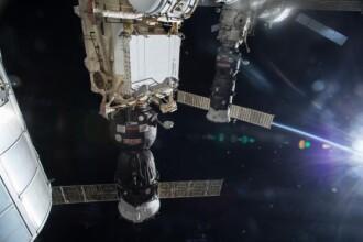 O naveta spatiala ruseasca, fara echipaj la bord, cade incontrolabil spre Pamant