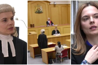 O avocata romanca face cariera in elita justitiei britanice. Ce a descoperit dupa ce a avut printre clienti infractori romani