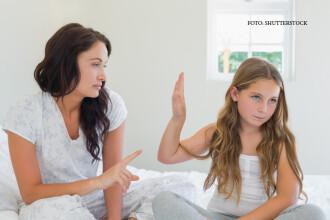 De ce copii isi resping parintii si le spun ca ii urasc. Gestul simplu pe care trebuie sa il faca cei mari