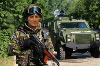 Marian Godina, de la Politia Rutiera la soldat in Afganistan. Gluma MApN de 1 aprilie