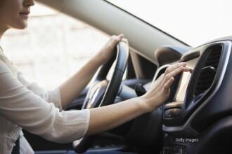 Gestul pe care l-a facut aceasta soferita, la volan, pe autostrada.