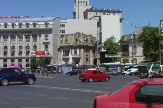 Lucrarile la Casa Nanu-Muscel, din curtea ASE, au fost oprite. Ministrul culturii a cerut politiei sa inchida santierul