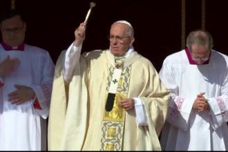 Papa Francisc vrea sa mearga in