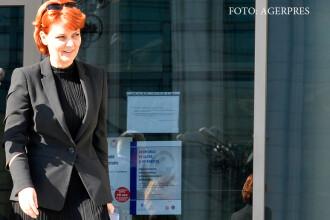Lia Olguta Vasilescu scapa de arestul preventiv, in dosarul in care e acuzata de luare de mita. Decizia este definitiva