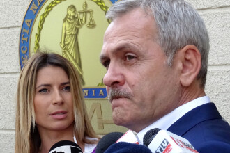 Condamnat definitiv la inchisoare, dar in continuare presedinte al PSD. Reactia lui Klaus Iohannis: