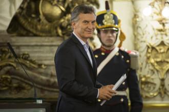 Scandalul Panama Papers mai face o victima. Presedintele Argentinei, anchetat pentru actiuni la doua companii offshore