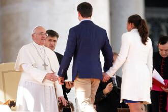 Anuntul istoric facut de Suveranul Pontif pentru catolicii care divorteaza si homosexuali. Papa indruma la toleranta