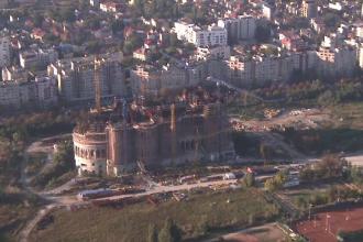 15 milioane de lei pentru lucrarile la Catedrala Neamului. Anuntul facut de primarul Capitalei, Gabriela Firea