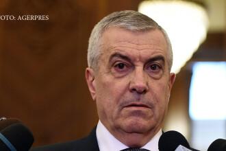 Calin Popescu Tariceanu face apel la parlamentari sa nu mai voteze nicio cerere DNA pana la finalul actualei legislaturi