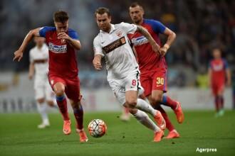 STEAUA - DINAMO 1-1. Gnohere i-a adus un punct lui Dinamo, dupa ce Steliano Filip si-a dat autogol. Toate reactiile dupa meci