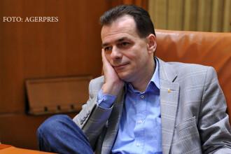 Ludovic Orban si-a anuntat candidatura la functia de presedinte al PNL: