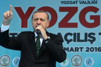 5 barbati de origine turca, arestati pentru insultarea presedintelui Erdogan. Ce pedeapsa risca pentru faptele lor