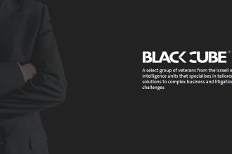 Black Cube afirma ca a actionat in Romania cu acordul autoritatilor.