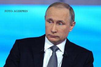 Conferinta maraton a lui Putin, VIDEO si LIVETEXT. Ce a raspuns la intrebarea