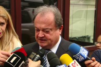 Vasile Blaga, la DNA Ploiesti. Procurorii i-au pus sechestru pe imobile care valoreaza 700.000 de euro