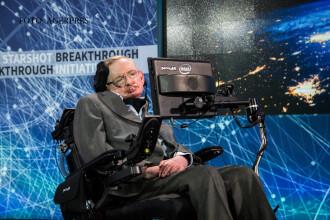 Avertismentul lui Stephen Hawking: Oamenii trebuie sa paraseasca Pamantul in mai putin de un secol