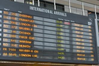 Greva pe aeroportul Otopeni, vineri dupa-amiaza. De ce protesteaza angajatii care manevreaza bagajele si pregatesc avioanele