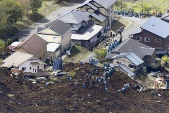 Bilantul actualizat al cutremurelor din Japonia: 40 de morti si 2000 de raniti. Mesajul presedintelui Klaus Iohannis