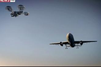 Avion al companiei British Airways, lovit de o drona, inainte de aterizare. Politia incearca sa afle cui apartine aparatul