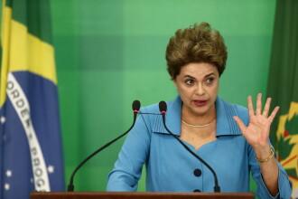 Reactia presedintelui Braziliei, la un pas de destituire:
