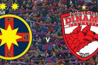 FCSB - Dinamo, meciul bugetelor. Cine face profit și ce datorii au cluburile