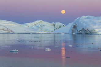 Polul Nord se deplaseaza tot mai mult din vina omului. Descoperirea alarmanta facuta de cercetatorii de la NASA