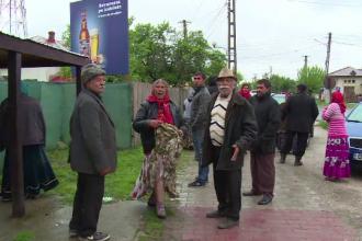Razboi intre doua clanuri de romi din Dambovita. Au fost mobilizate mai multe echipaje de la jandarmerie