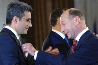 Traian Basescu a explicat de ce nu intra in cursa pentru Primaria Capitalei. Candidatul surpriza al PMP: Robert Turcescu