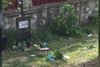 Un politist din Gorj a murit, dupa ce s-a rasturnat cu masina in