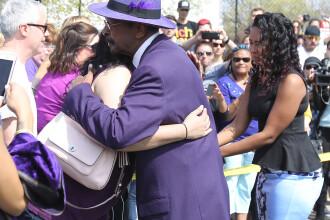 Trupul neinsufletit al lui Prince a fost incinerat in cadrul unei ceremonii private. Gestul familiei pentru fanii artistului
