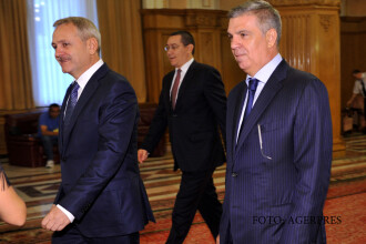 Revolta in PSD. Numarul 2 din partid sugereaza ca Dragnea trebuie sa demisioneze, Ponta vorbeste de