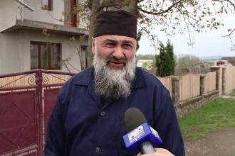 Preotul care in 5 ani a schimbat complet fata unei localitati. Totul a inceput dupa ce a avut loc un incendiu