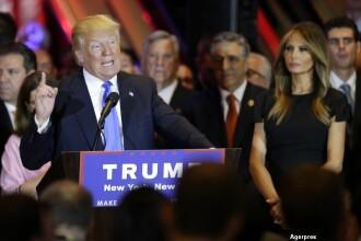 Victorii pe linie ale lui Trump la alegerile din SUA: