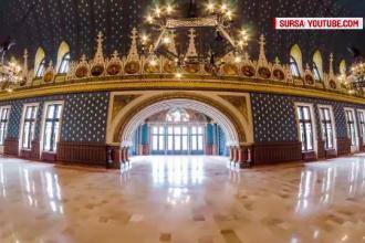Palatul Culturii din Iasi si-a redeschis portile, dupa 8 ani. Peste 7000 de oameni au vizitat in prima zi salile fastuoase