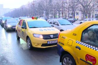 Legea taximetriei se modifica din nou. Decizia luata de guvern dupa impunerea restrictiilor care au blocat aeroportul Otopeni