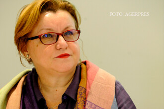 Corina Suteu ar putea fi noul ministru al Culturii. Alexandrescu: