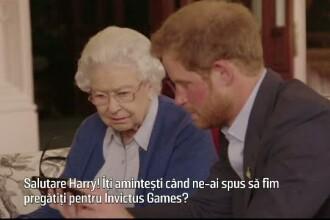 Printul Harry, Regina Elisabeta a II-a si Obama au facut echipa pentru a promova una dintre cele mai spectaculoase competitii
