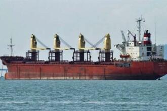 Un vas cargo cu 24 de oameni la bord a disparut in sudul oceanului Atlantic. Doi membri ai echipajului, gasiti in viata