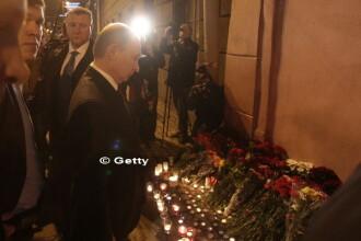 Donald Trump l-a sunat pe Vladimir Putin dupa atacul din Sankt Petersburg si l-a asigurat de