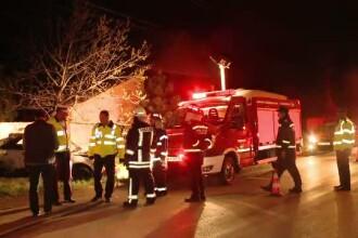 Tanarul care a provocat accidentul in care doi tineri au murit carbonizati a fost arestat. Baiatul consumase marijuana