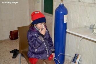 Ministerul Apararii rus a cerut SUA sa faca publice dovezile privind atacul chimic din Siria, insinuand ca nu ar exista